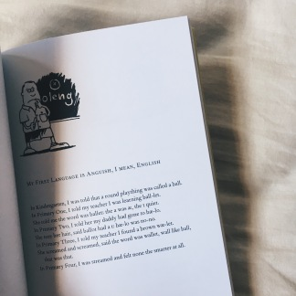 who wants to buy a book of poems?